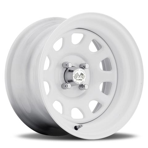 Daytona FWD - White Full Paint (Series 022W)