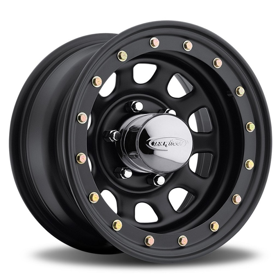 Daytona Simulated Beadlock - Black (Series 841)